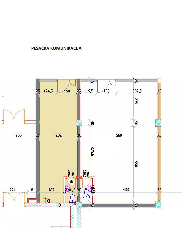 Lokal 15 - prizemlje