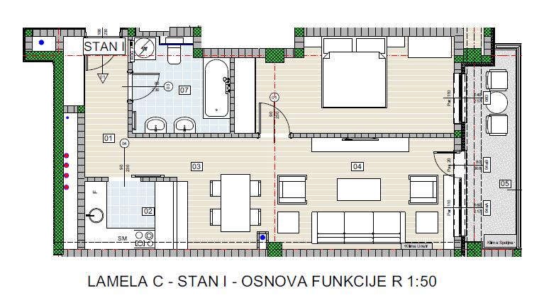 Stan I - osnova